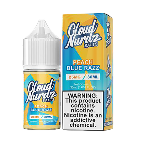 Peach Blue Razz Salt