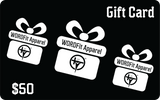 WORDFit Gift Card