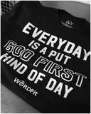 Put God First Everyday tee