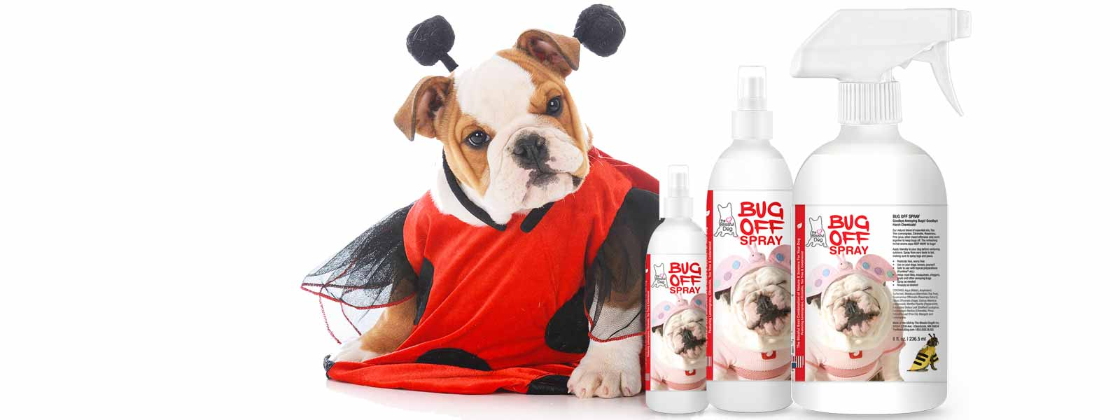 bug spray for dogs