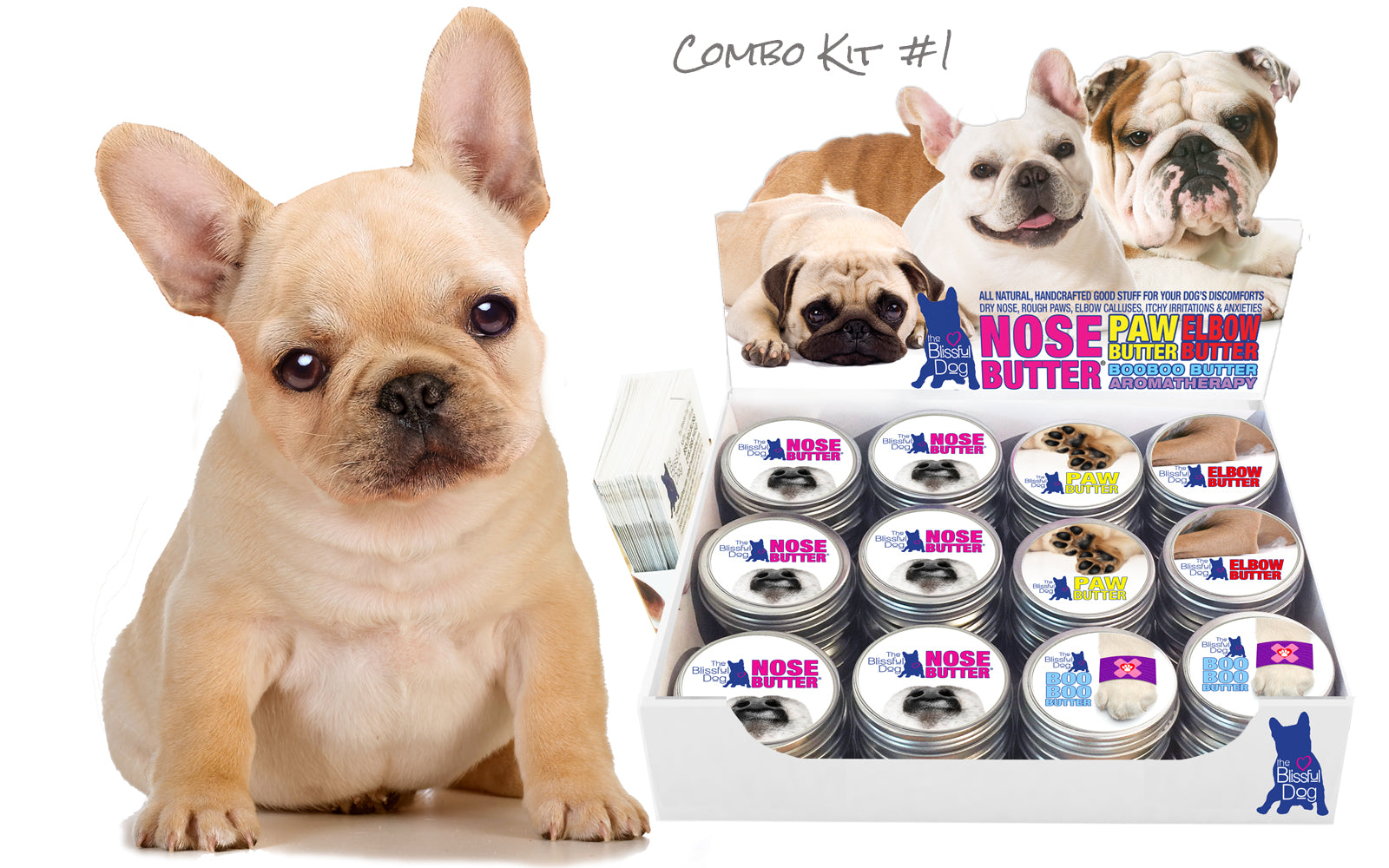 the blissful dog wholesale kit 1