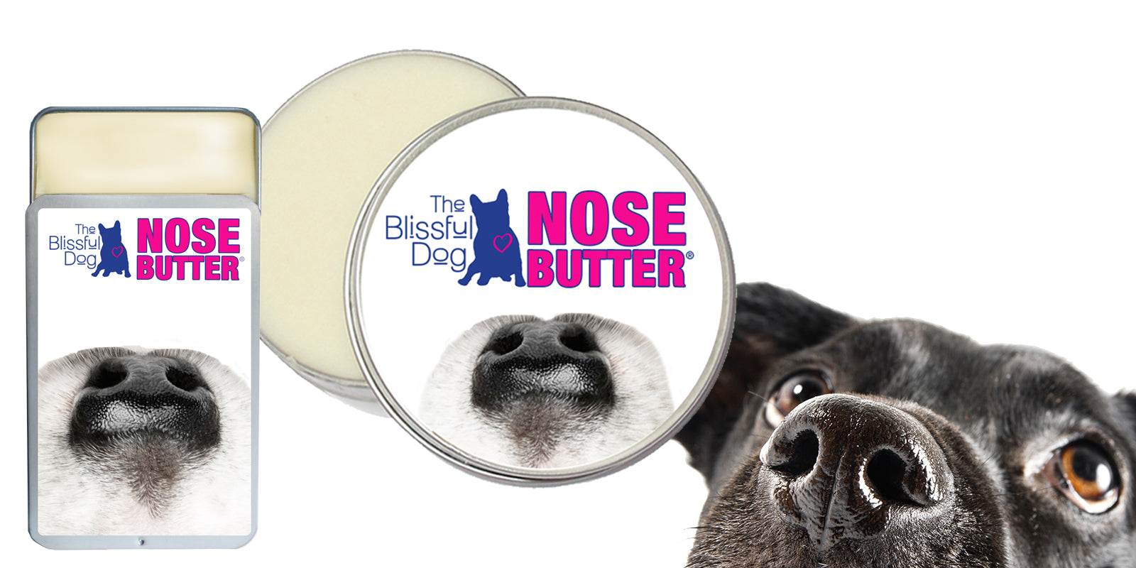 NOSE BUTTER TINS