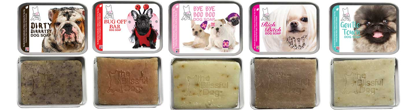 THE BLISSFUL DOG SOAP WHOLESALE