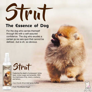 Dog Cologne Sniffing Irresistible