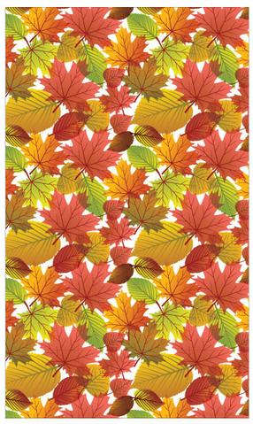 Fall Leaves Microfibre Towel