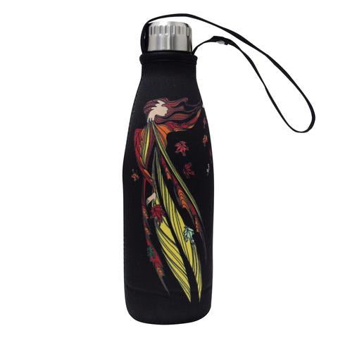 Maxine Noel Leaf Dancer Water Bottle and Sleeve