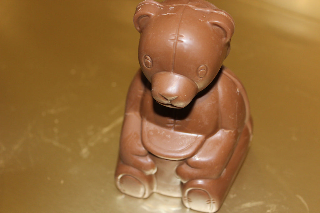 Big Teddy Bear Hollow Chocolate