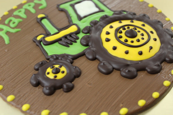 Tractor Pizza