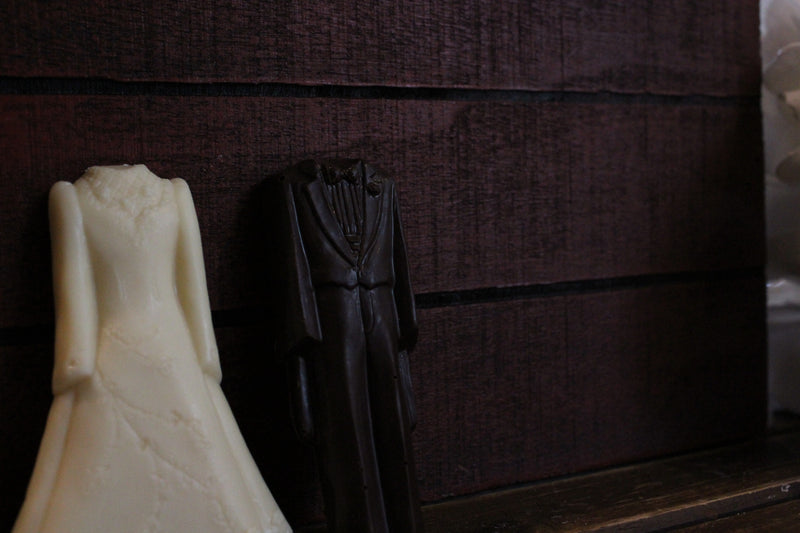 White Chocolate Bride Wedding Dress