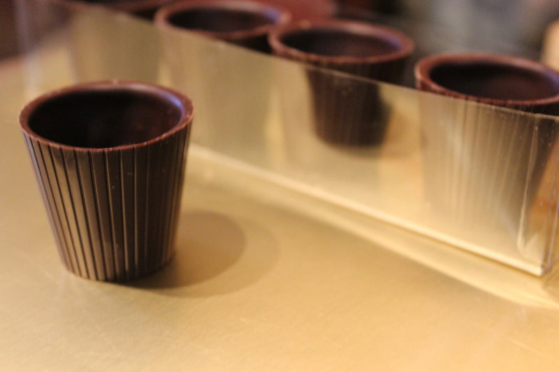 Chocolate Shooter Cups