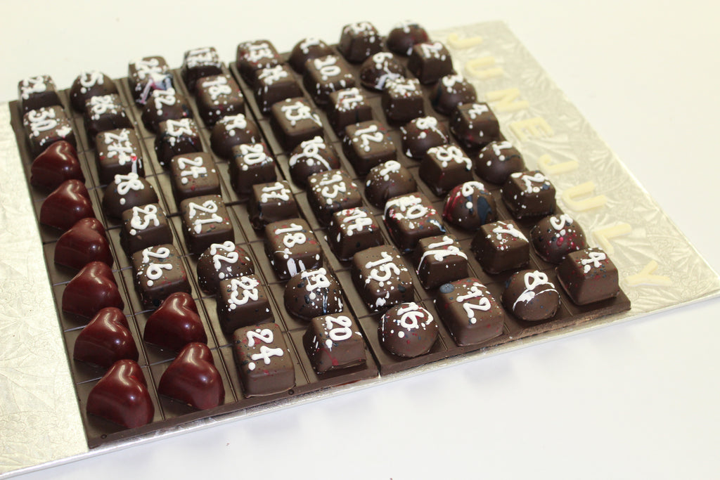 Advent Calendar Chocolates