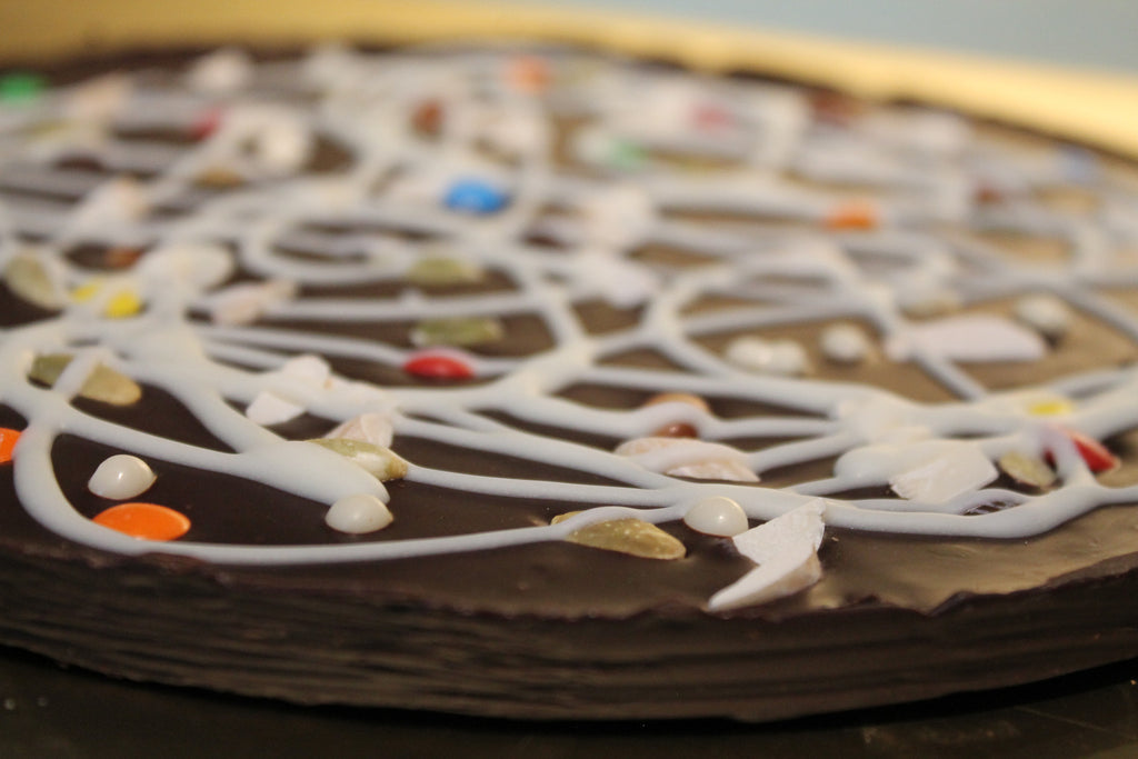 Chocolate Pizza