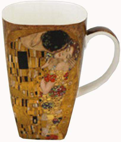 Klimt The Kiss Grande Tea Mug