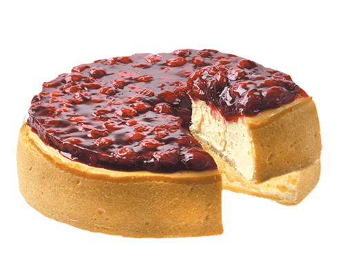 New York Cherry Cheesecake
