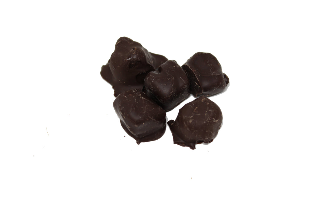 Ginger Chunks Dipped In Dark Chocolate