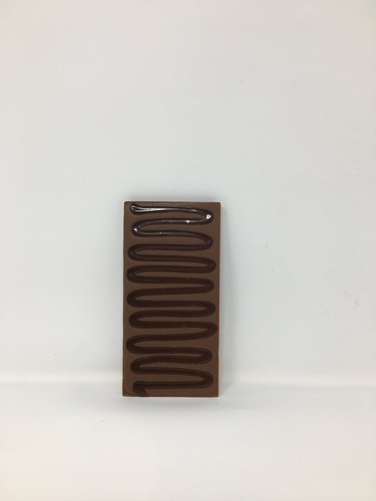 Caramel Sea Salt Chocolate Bar
