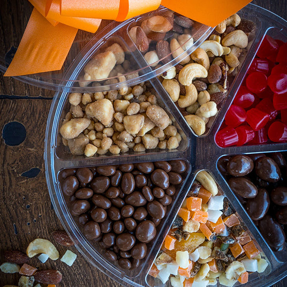 Chocolate and Nut Tray