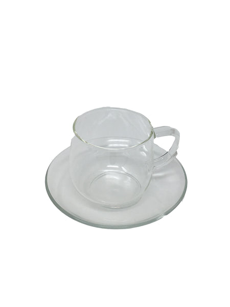 Silvia Glass Tea Cup