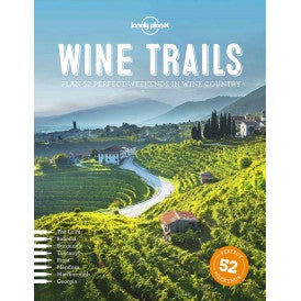 Book - Wine Trails - Lonely Planet
