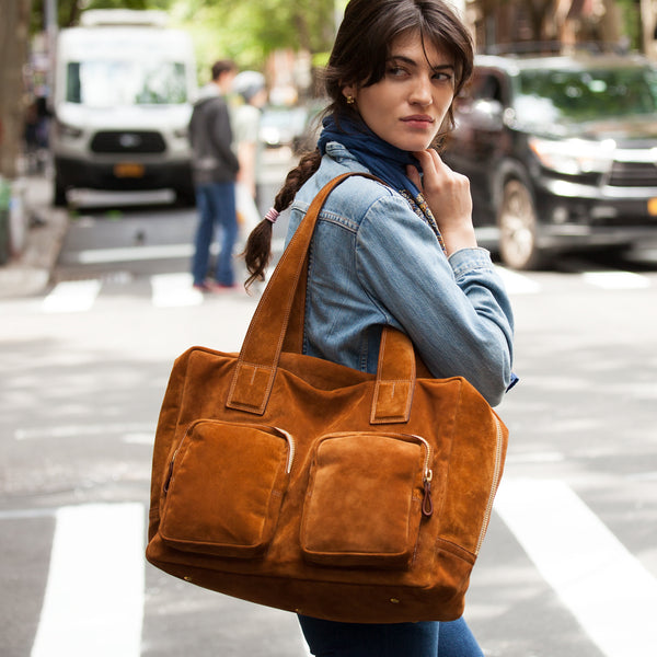 Daniel & Bob / Travel & Workbag tote