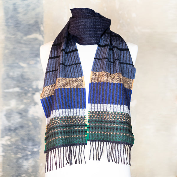 Wallace Sewell / Kyoto Scarf, Navy