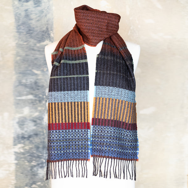 Wallace Sewell / Kyoto Scarf, Rust