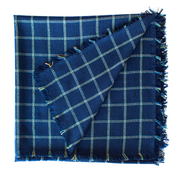 Mia Zia / Plaid, Navy