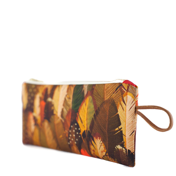 Maison Baluchon / Small Pouch - Feather