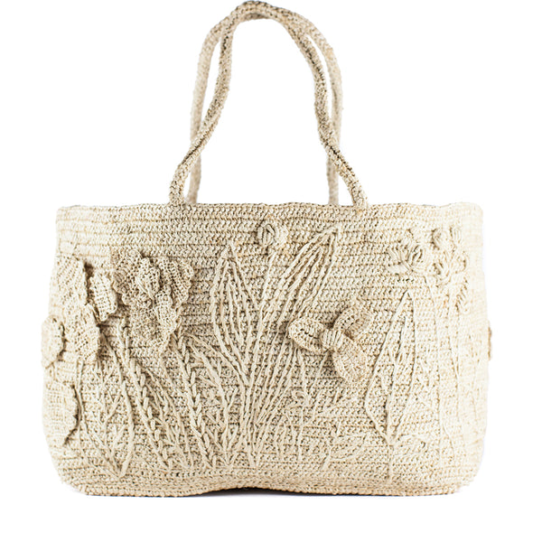 Sophie Digard / XL Crocheted Open Tote