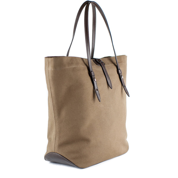 Daniel & Bob / Large Canvas Tote