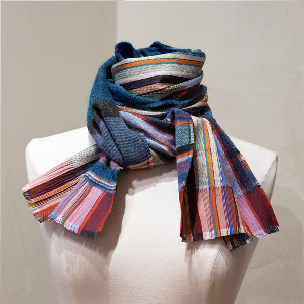 Wallace Sewell / Bodone Scarf, Teal