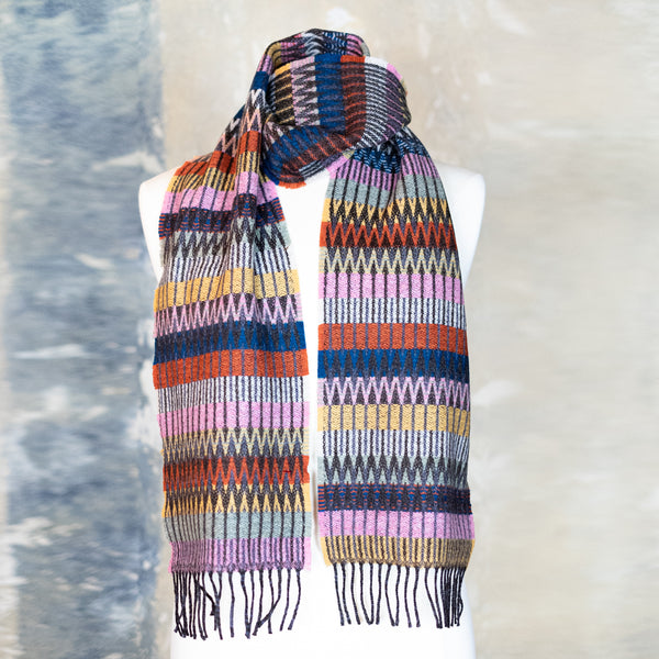 Wallace Sewell / Tokyo Scarf, Rose