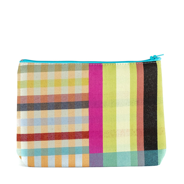 Wallace Sewell / Cosmetic Case, Multi Plaid