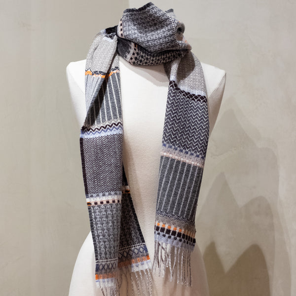 Wallace Sewell / Pick 'N Mix Scarf, Greys