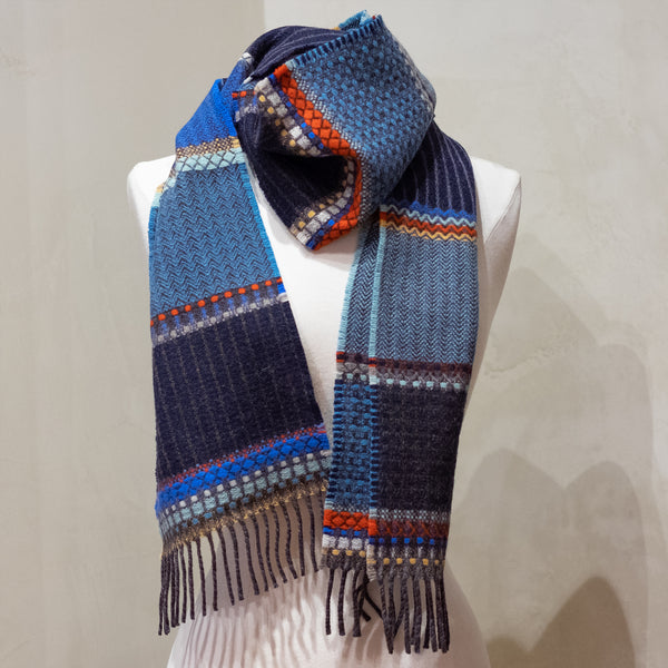 Wallace Sewell / Pick 'N Mix Scarf, Blues