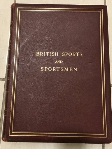 British Sports and Sportsmen - Racing