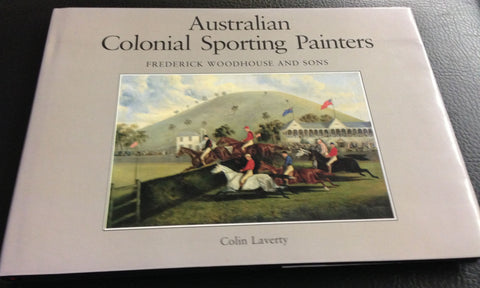 Australian Colonial Sporting Painters