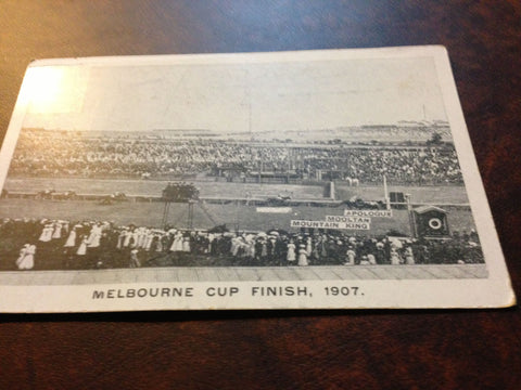 4. Postcard - 1907 Finish