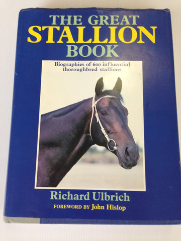 The Great Stallion Book