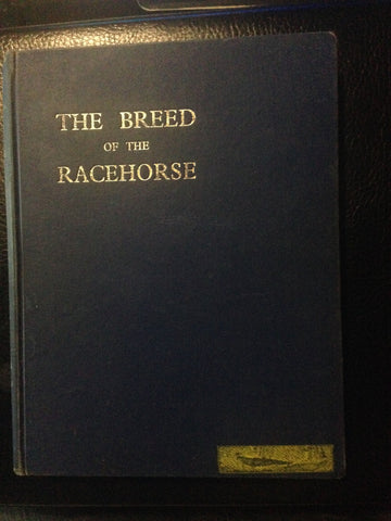 The Breed of the Racehorse - Becker