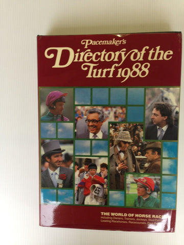Directory of the Turf 1988
