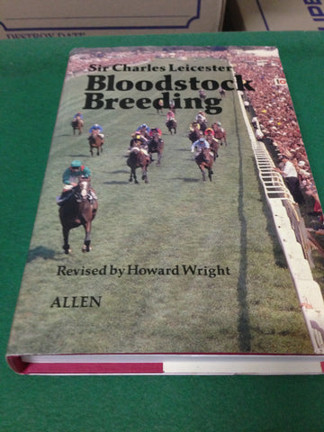 Bloodstock breeding - Leicester
