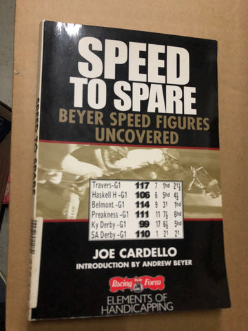 Cardello - Speed to spare