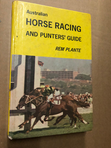 Australian Horse racing and Punters' Guide