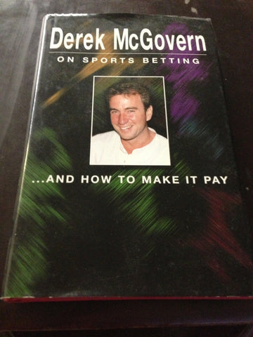 McGovern - Sports Betting and how to make it pay