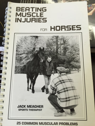 Beating muscle injuries for horses