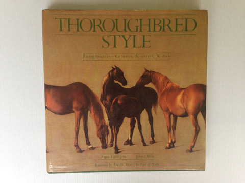 Thoroughbred Style