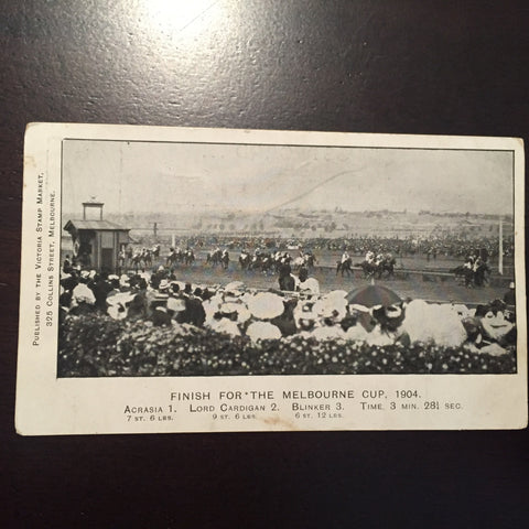 Postcard 1904 Finish