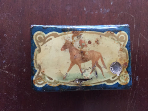 Phar Lap Matchbox Holder