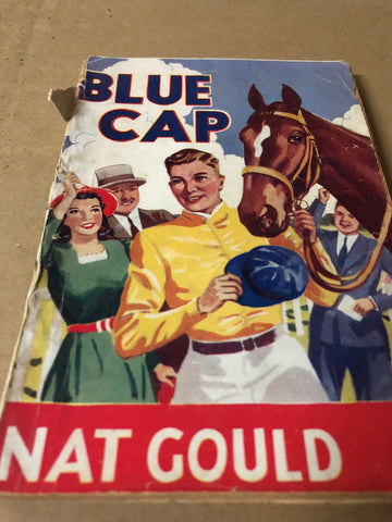 Nat Gould - The Blue Cap
